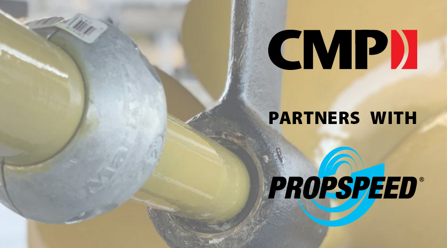 Propspeed partners with CMP Group for International Distribution